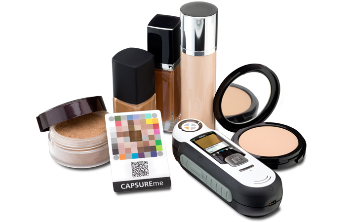 Finding a perfect foundation match for your skin tone